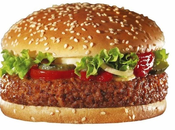 You can Garnish your Burgers with your usual favorites such as Lettuces, Pickles, Tomatoes,...