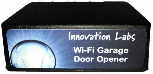 Smartphone Garage Door Opener Wifi Enabled App Control