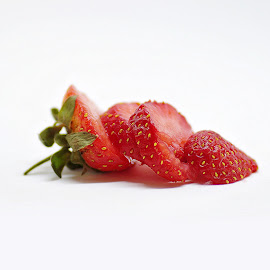 strawberries by Lize Hill - Food & Drink Fruits & Vegetables (  )