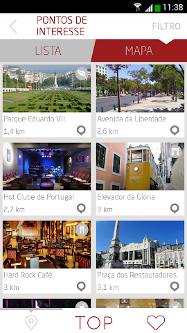 android Portuibérica Screenshot 2