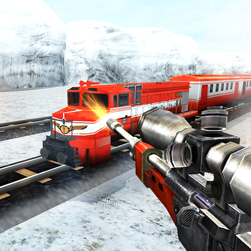 American Train  Sniper Shooter (game)