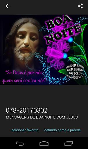 Boa Noite com Jesus 1.0.0.0 screenshots 6