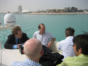 Photo: Technical visit to The Pearl