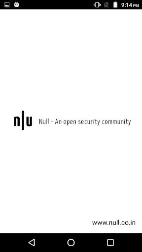 Null App - N|U Apk 2