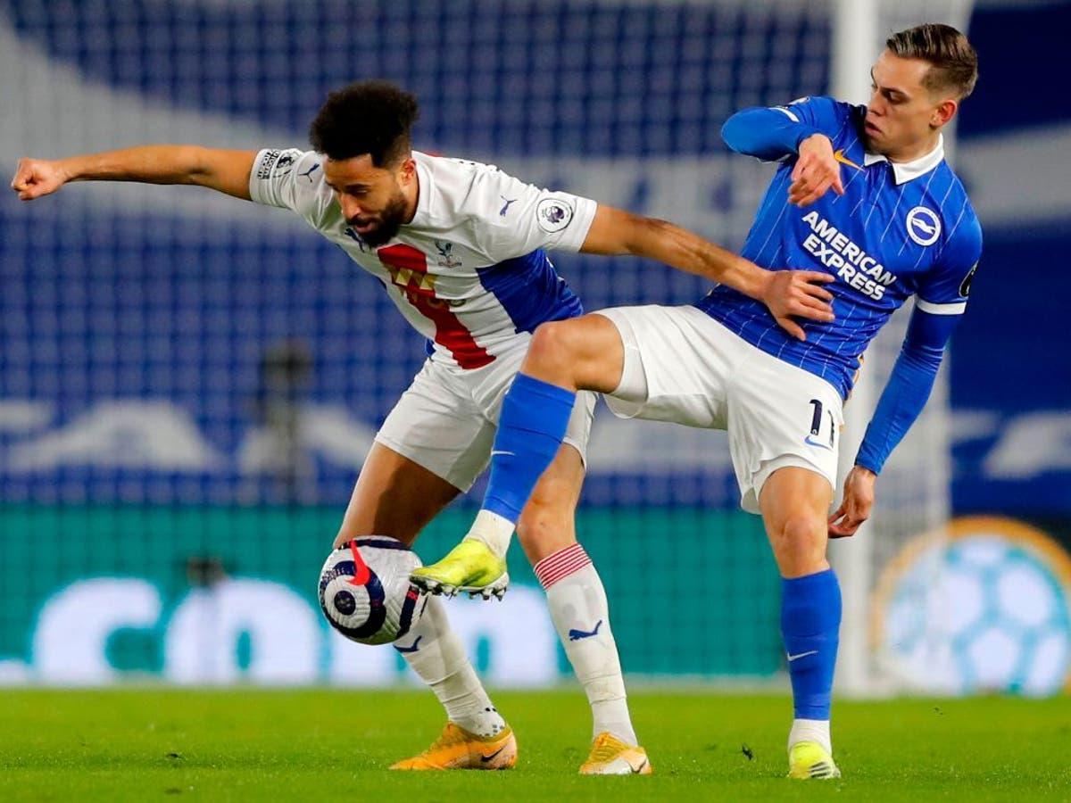 Ở lần đối đầu gần nhất, Crystal Palace đã đánh bại Brighton 2-1