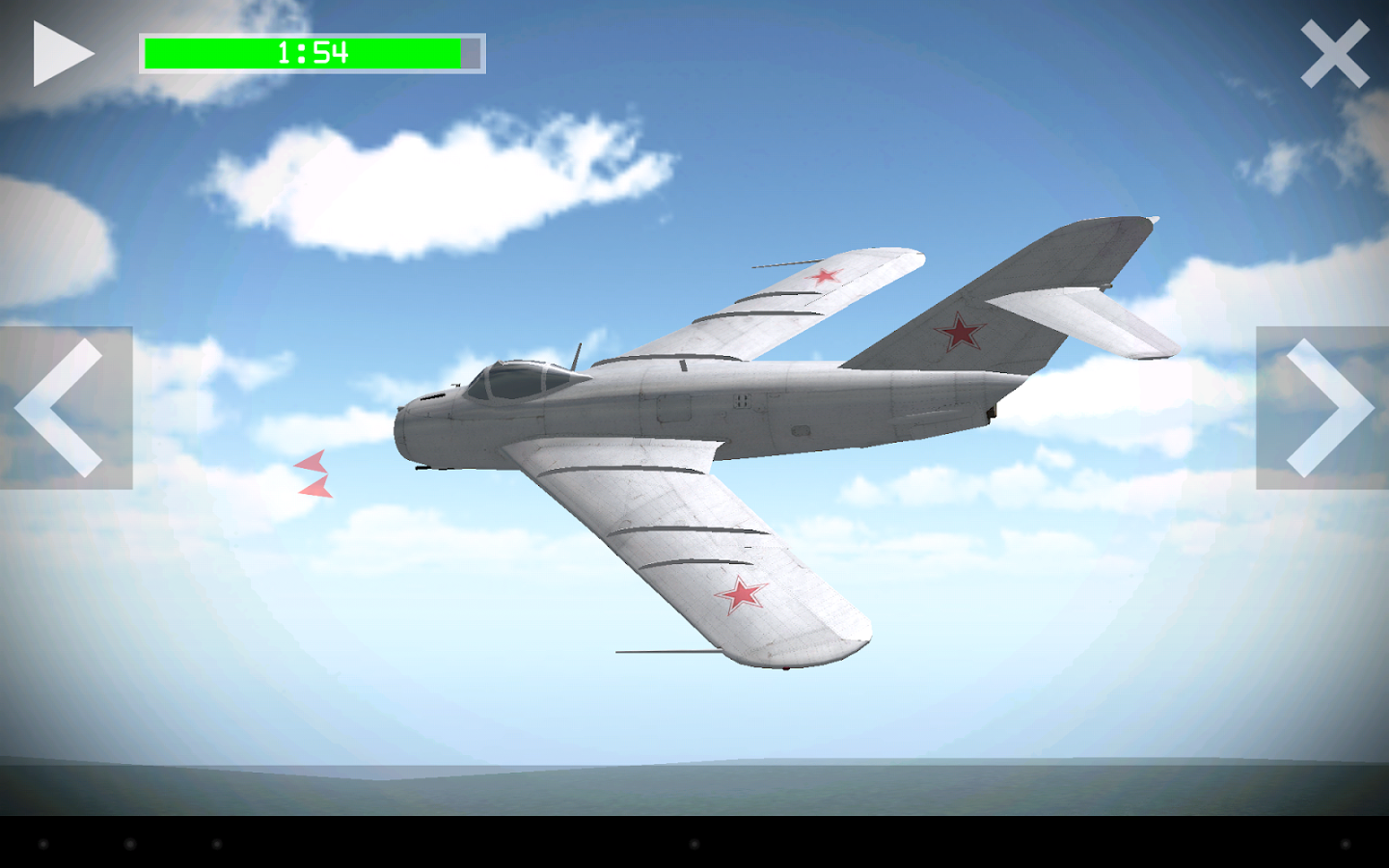 Strike Fighters- screenshot