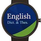English Dictionary For Wear OS (Offline) icon