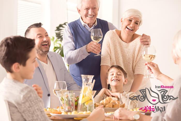 جشنهای خانوادگی
