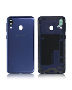 Galaxy M20 Back Cover Blue