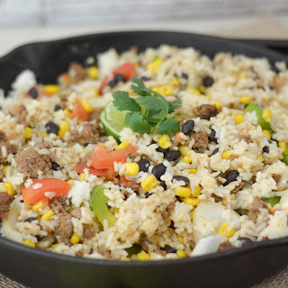 Mexican Rice Casserole.