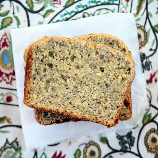 Perfect Grain-Free, Vegan Banana Bread!.