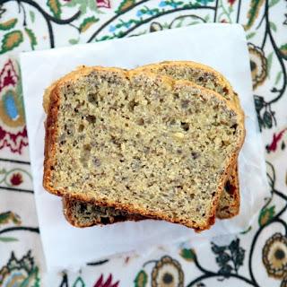 Perfect Grain-Free, Vegan Banana Bread!.