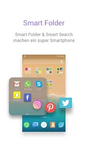 ABC Launcher-Theme,Hintergrund Screenshot