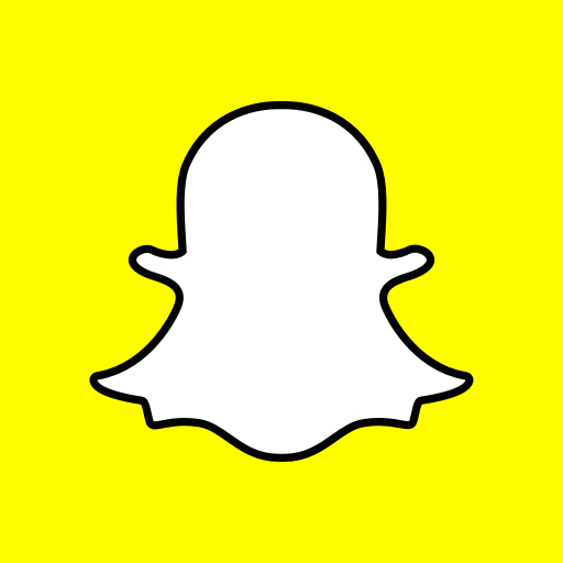 Digital detox app icon for Snapchat