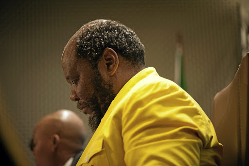Pali Lehohla's yellow suit will not be seen in the corridors of the Stats SA headquarters  anymore.  Picture: DAYLIN PAUL