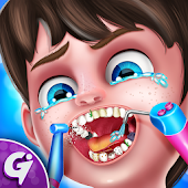 Live Virtual Dentist Hospital- Dental Surgery Game