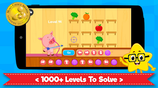 Coding Games For Kids - Learn To Code With Play 2.3.1 screenshots 3