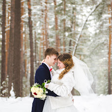 Wedding photographer Sasha Serebryakova (Malinova9I). Photo of 09.03.2017