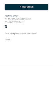 Temp Mail – Free Temporary Disposable Fake Email App Download For Android and iPhone 2