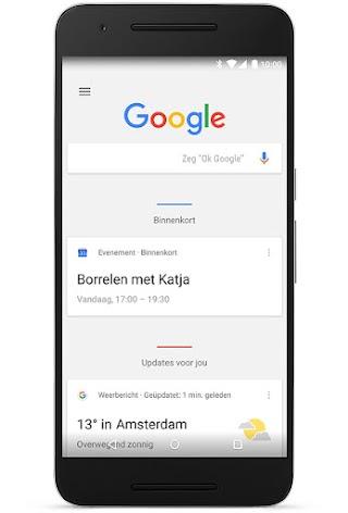 De Google-app