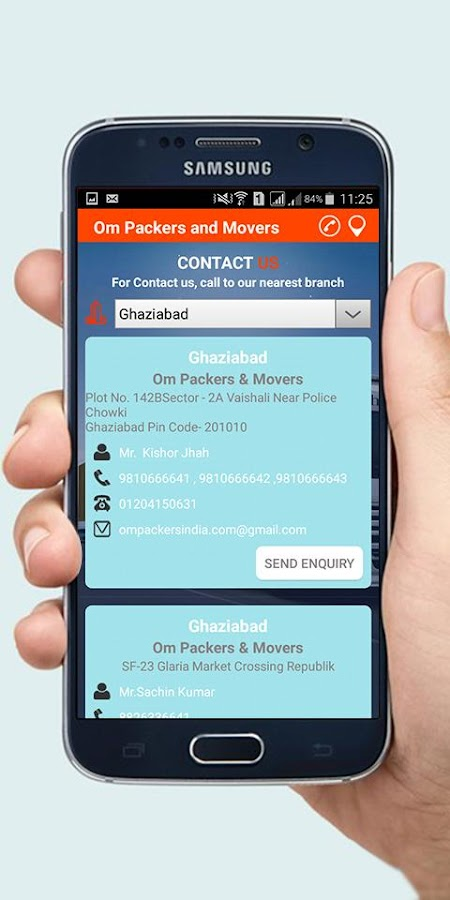 Om Packers And Movers India- screenshot