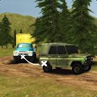 Dirt Trucker: Muddy Hills icon