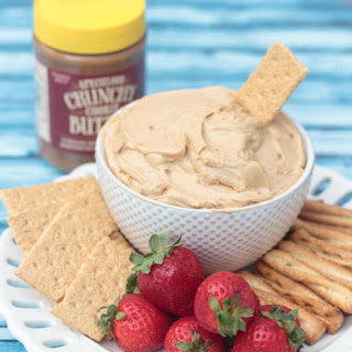 4-Ingredient Cookie Butter Dip