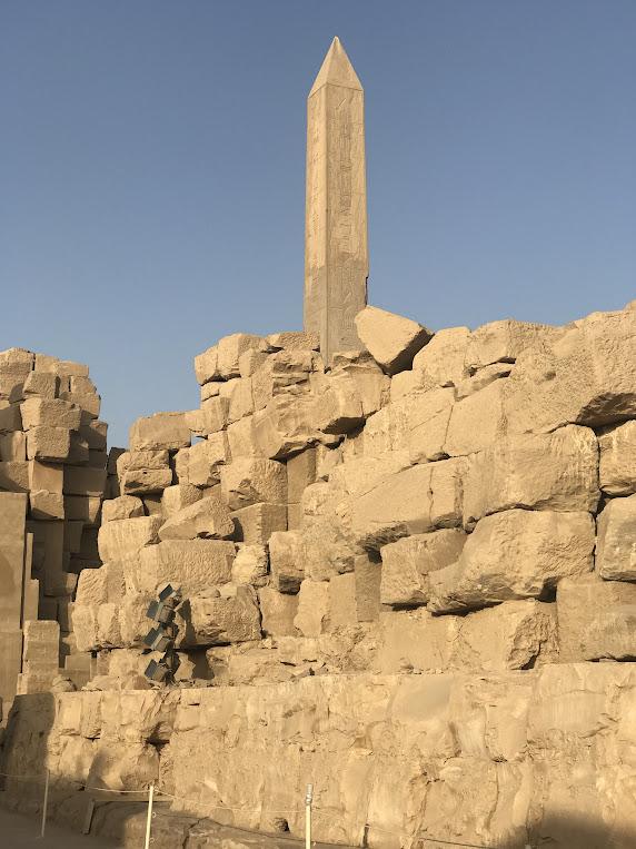 Hatshepsut Obilisk