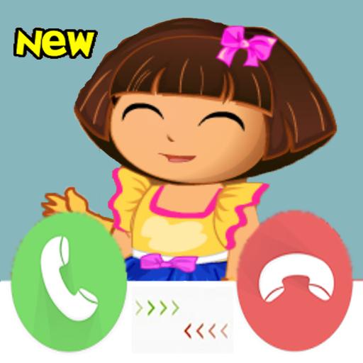 Call From Dora The Girl Little