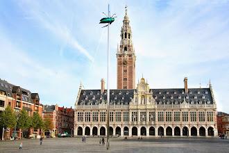Photo: Mgr. Ladeuzeplein Leuven
