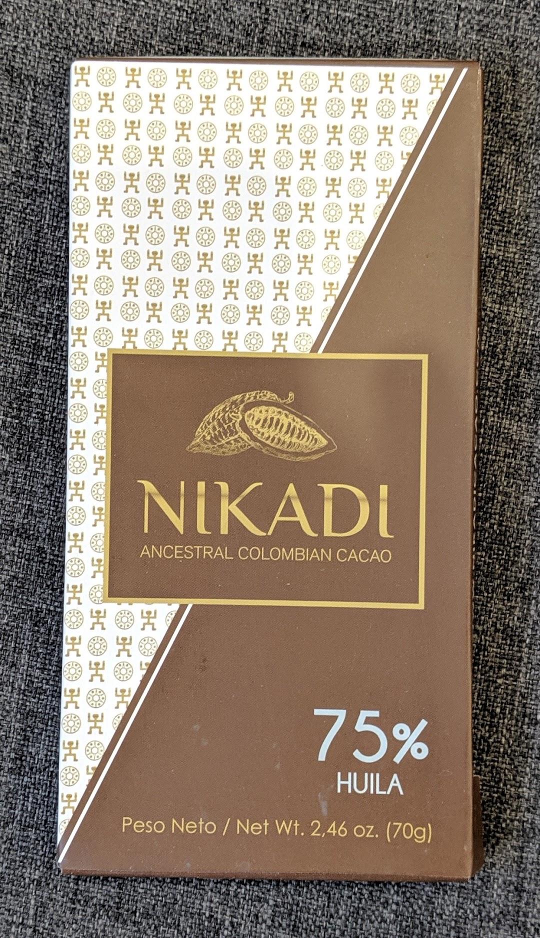 75% nicadi bar