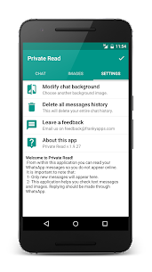 Private Read – No Last seen, blue ticks App Download For Android 4