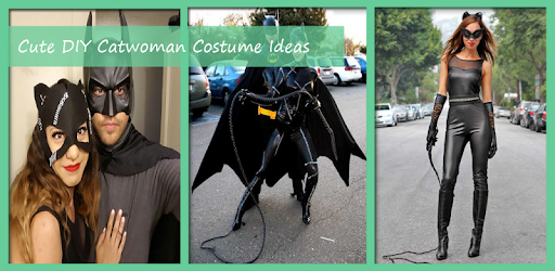 Cute Diy Catwoman Costume Ideas Apps On Google Play
