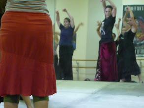 Photo: grupa z kursu baile z boskim Peńa