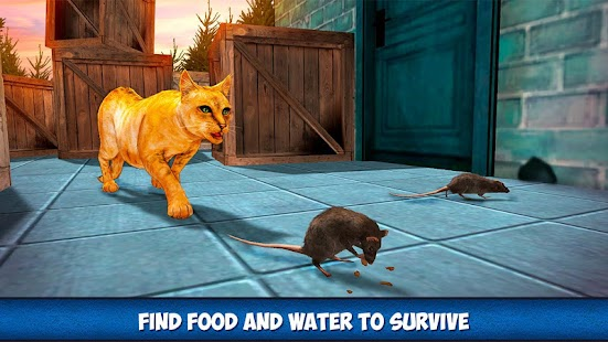 Home Cat City Survival - Lost Kitten Adventure - náhled