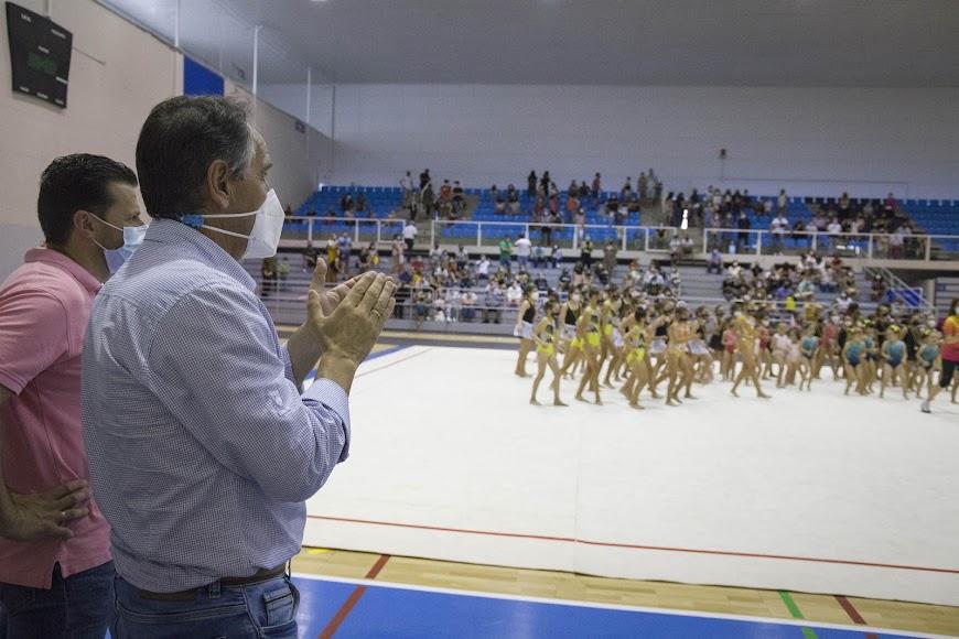 Un momento muy especial para la Escuela Deportiva Municipal.
