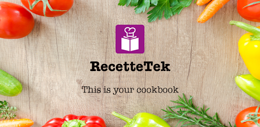 My Recipes Cookbook : RecetteTek for PC