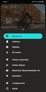 100 GB de copia de seguridad gratis Degoo Screenshot