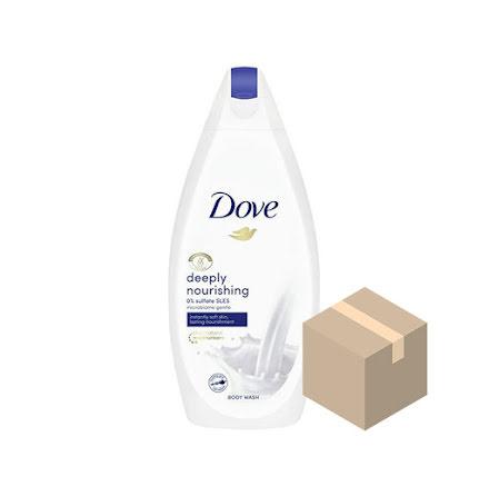 Dove Nourishing Duschgel 6x450 ml