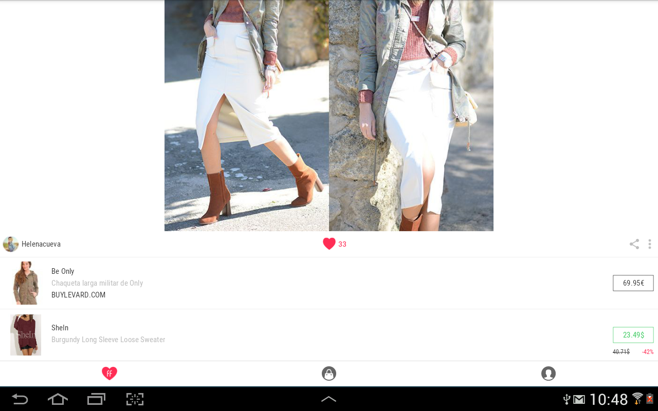 Fashion Freax Street Style App- screenshot