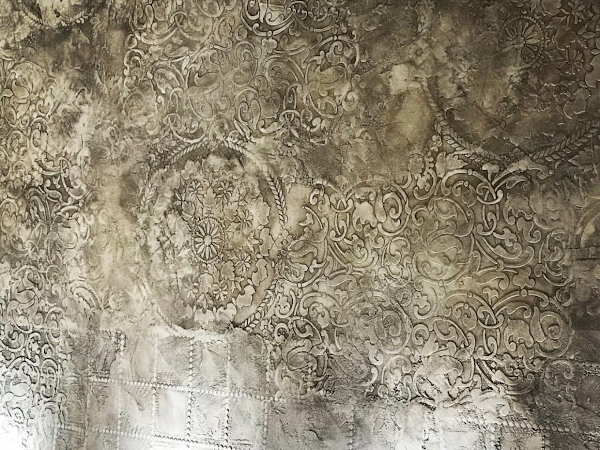 Duvar Beton Beton Görünümlü Sıva Italyan Dekoratif Boya