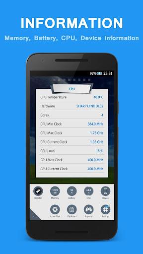 Magic Swipe - boost your phone screenshot 11