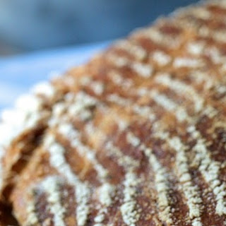 Sourdough Pain De Campagne with Toasted Pumpkin, Sunflower, and Flax Seeds Recipe