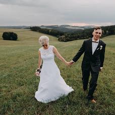 Wedding photographer Káťa Barvířová (opuntiaphoto). Photo of 25.09.2017