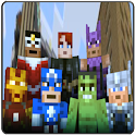 Skins for Minecraft :Pe icon