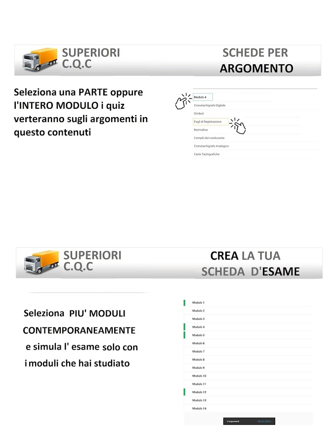 Estrema Quiz Patente Autoscuola- screenshot