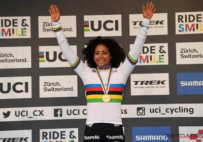 Alvarado en Worst heersen in Lille, wereldkampioene haalt het ook deze keer