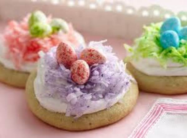 Sugar Cookies With Jell-o Icing