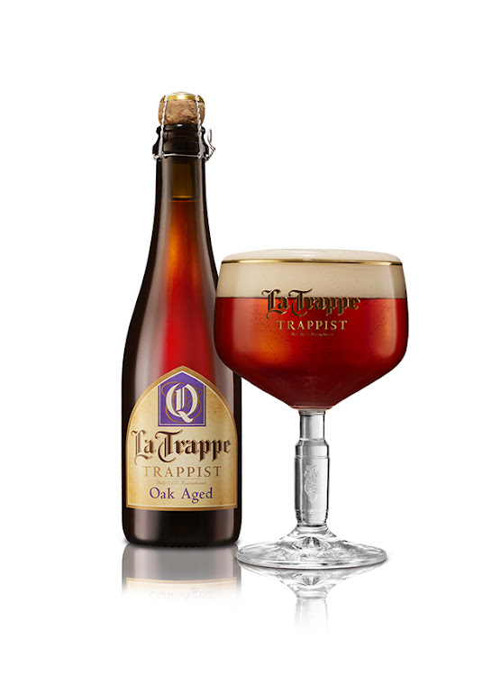 Logo of La Trappe Quadrupel Oak Aged