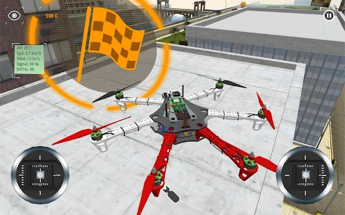 Multirotor Sim- screenshot thumbnail